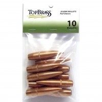 Top Brass .50 BMG 647 Grain FMJ Pull Down Bullets 10 pieces