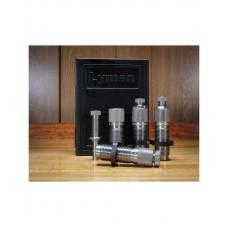 Lyman Premium Carbide 4 Die Set .38 Special .357 Magnum